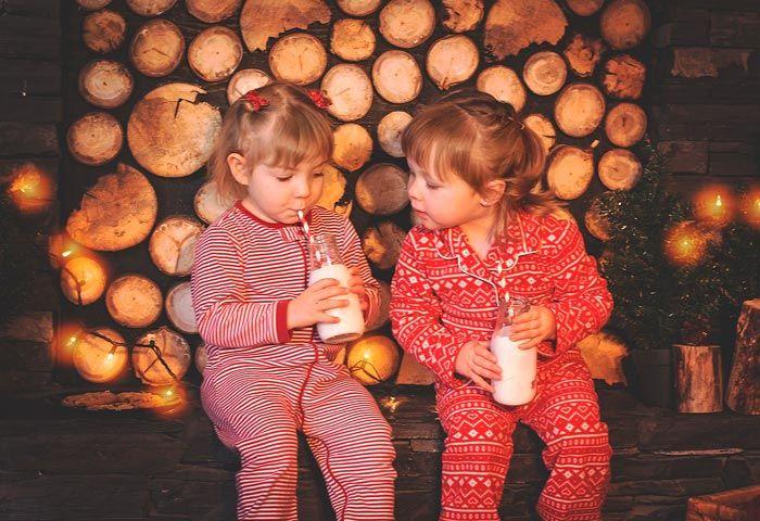 Dinámicas cristianas de Navidad para niños (con imágenes)   Tradiciones navideñas, Pijamas ...