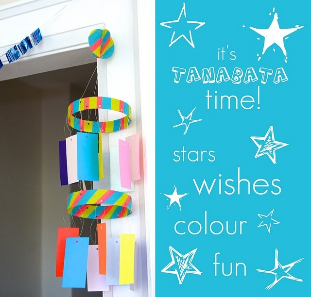 tanabata decoration persona 4