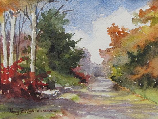 Poppy Balser WATERCOLOR | Watercolours | Watercolor ...