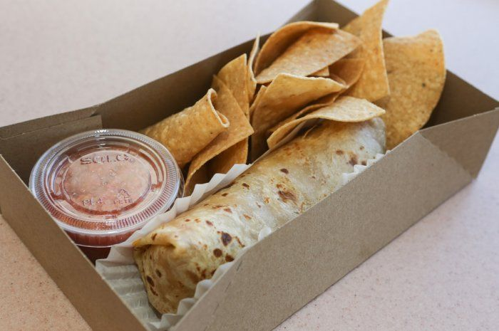Congratulations to Tito's Tacos for having the best burrito in America!