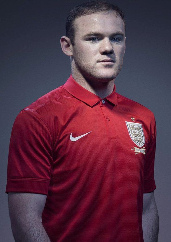 England Football Away Kit 2013-14 Nike