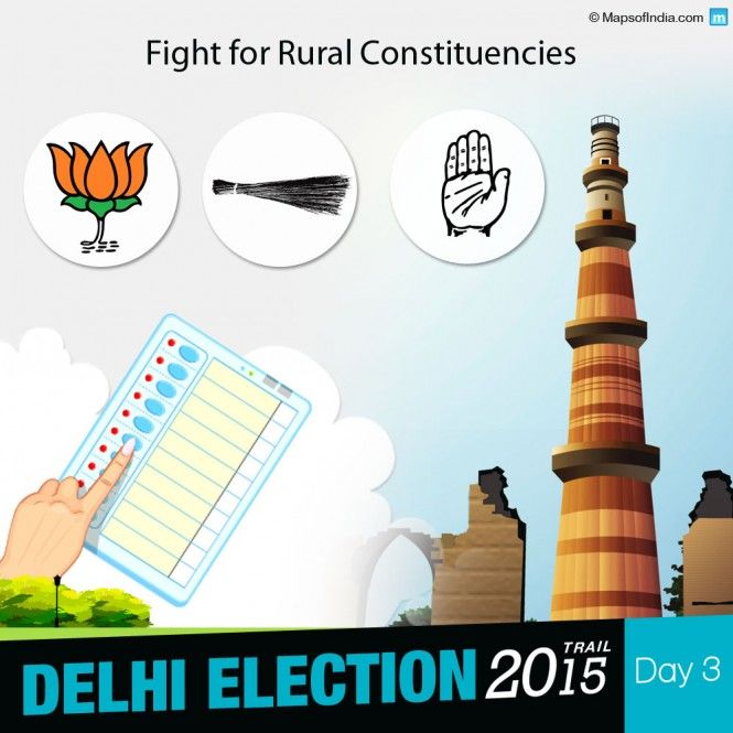 What's cooking in Delhi's rural constituencies ahead of elections?