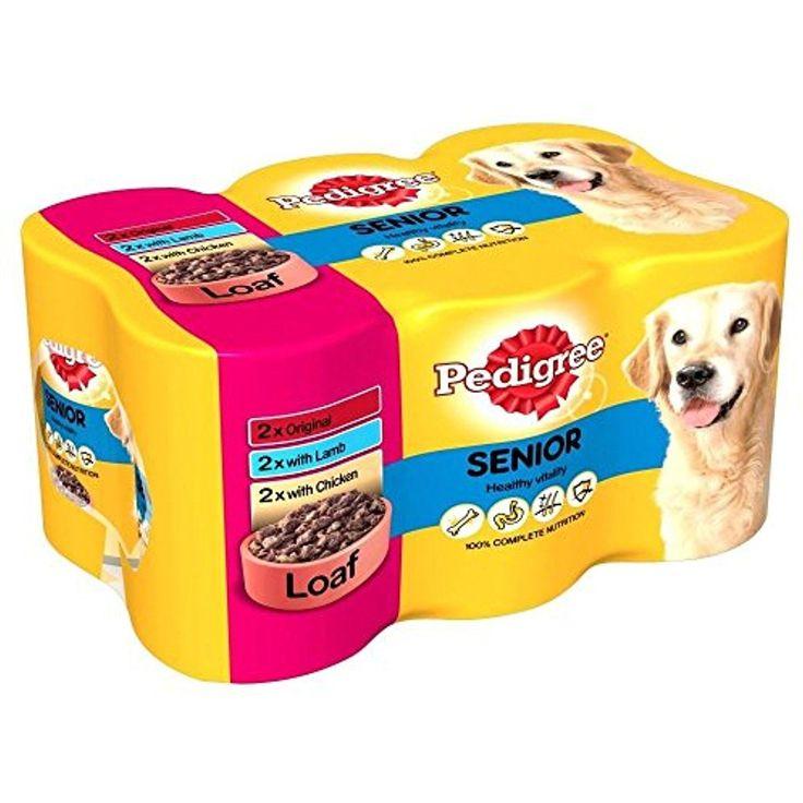 Amazon Dog Food Tins