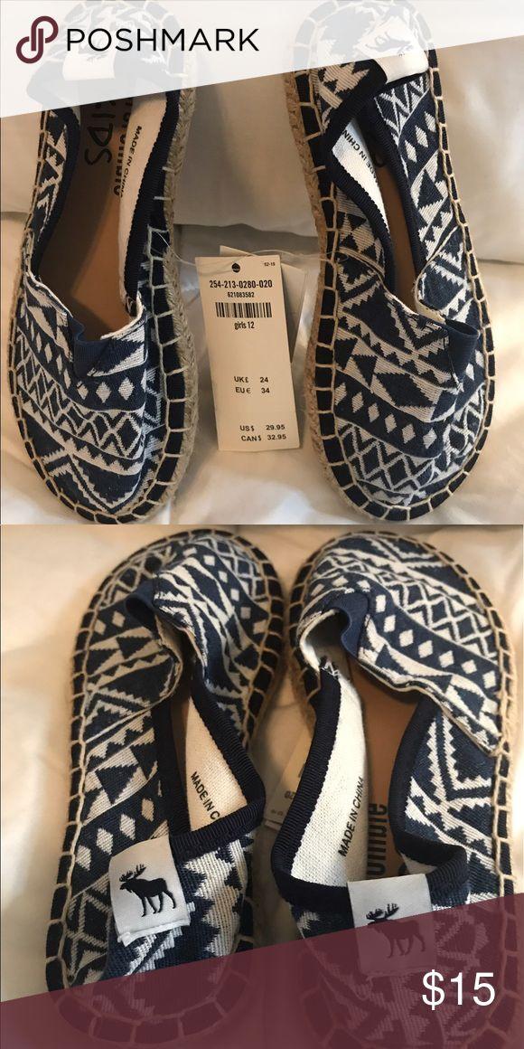 Abercrombie girls espadrilles Abercrombie girls espadrilles slip ons Abercombie Kids Shoes Espadrilles