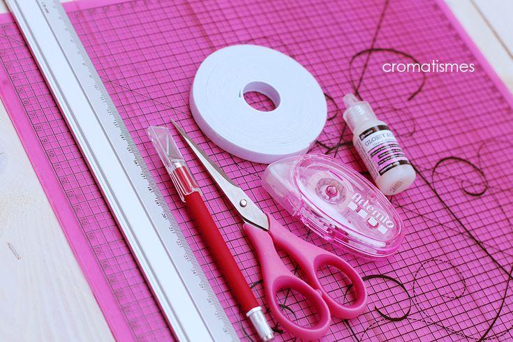 Kit Cromatismes Herramientas básicas rosa 2
