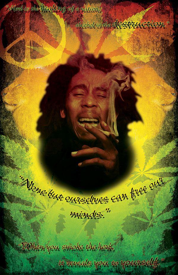 Rasta Bob Marley Quotes