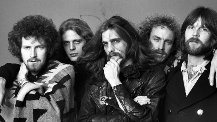 """The Eagles.  Glenn Frey Of The Eagles, Has Passed Away At 67  We are saddened by the news of Glenn Frey's passing today January 18th, from complications of Rheumatoid Arthritis, Acute Ulcerative Colitis and Pneumonia. Frey had actually been fighting intestinal issues for a few months now.  As one of the founding members of the band, Frey played guitar, keyboard, and even vocals for some of the bands biggest hits including """"Take It Easy"""" and """"Tequila Sunrise"""". The band is considered one of…"""