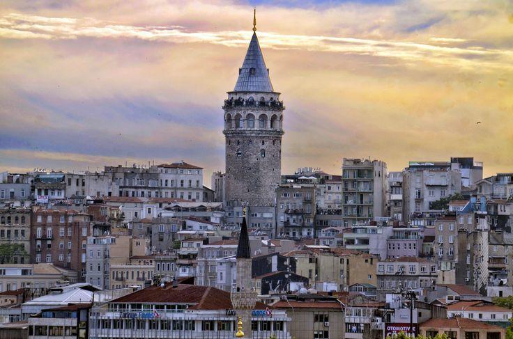 Galata Kulesi / Galata Tower (İstanbul)