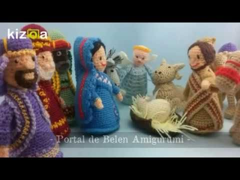 Portal de Belen amigurumi - Video 11 - Novedades en el Portal de Belen