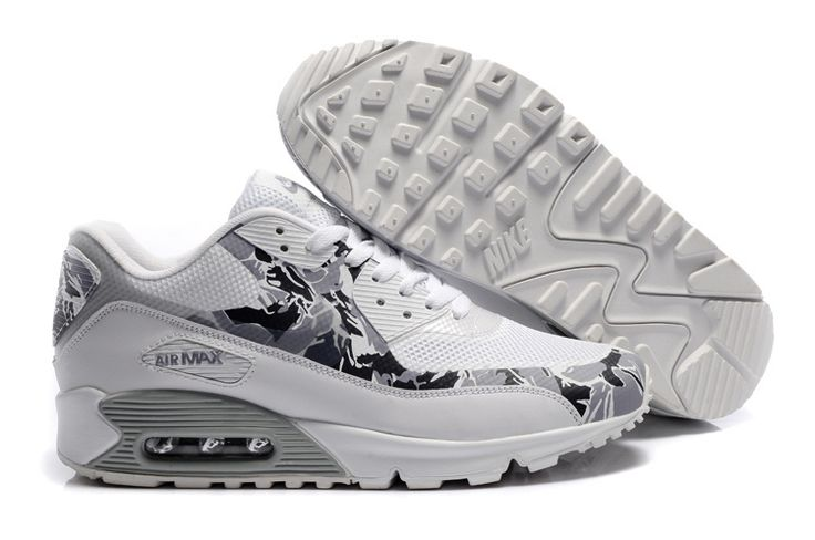 NIKE AIR MAX 90 CAMO BLACK GREY WHITE 537384 025 $135 | Nike Air Max 90 Sneakers | Pinterest | Air Max 90, Nike Air Max and Nike Air