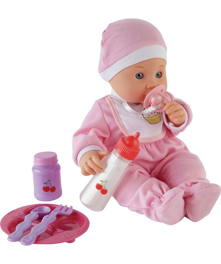 Buy Chad Valley Babies to Love Interactive Isabella Doll at Argos.co.uk - Your Online Shop for Dolls.