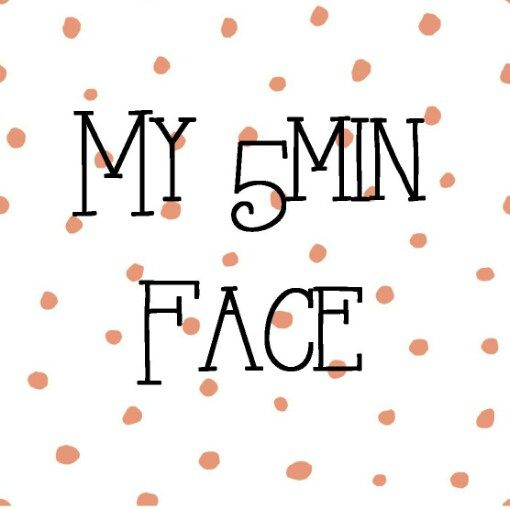 My 5min busy Mom makeup routine