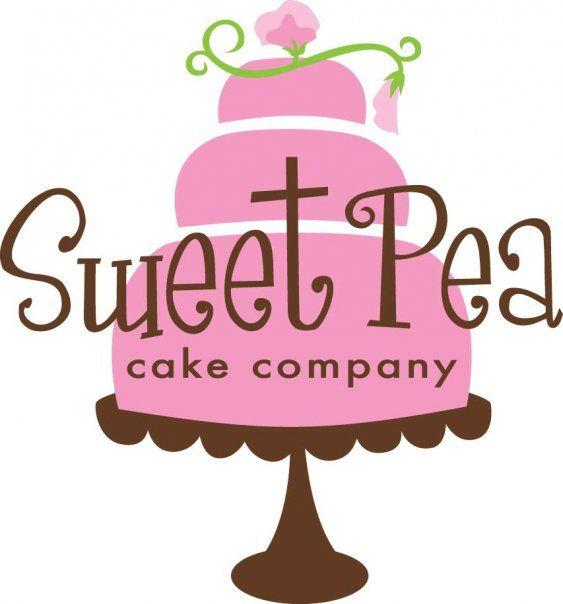 Best Cake Decoration Logos Images On Pinterest Logo Designing