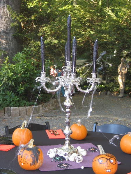 fun table decorations for halloween parties atlanta rental theme party halloween