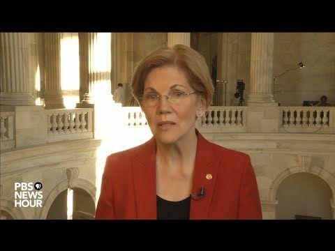 Sen. Elizabeth Warren says 2016 Democratic primary was rigged | PBS NewsHour
