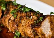 Χοιρινό ψαρονέφρι με σάλτσα κόκκινου κρασιού / Cretan food news - Χρήστος Ι. Λάπας