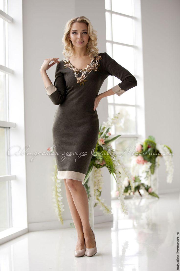 Повседневное платье заказать