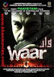 Watch Waar (2014) Urdu Full Movie Online Free