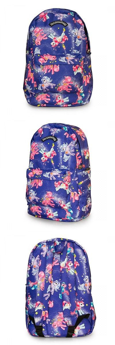 1990-Now 47228: Loungefly My Little Pony Retro Celestial Backpack -> BUY IT NOW ONLY: $44 on eBay!