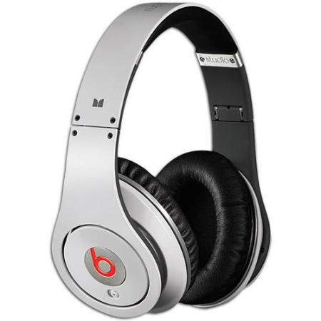 Monster Beats By Dr. Dre - Studio HD Headphones - White