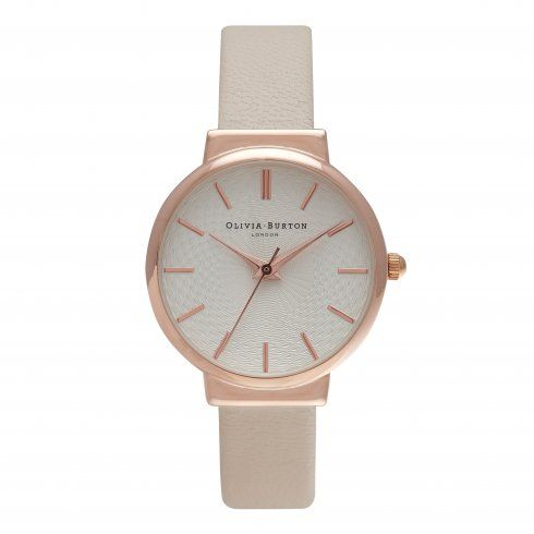 The Hackney Nude and Rose Gold. olivia Burton