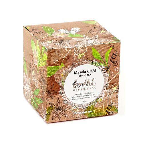 Masala Chai | Spiced Tea Bodhi Organic Tea