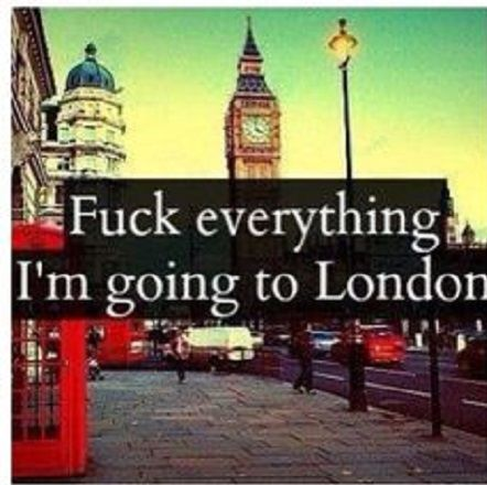 I am Going to London