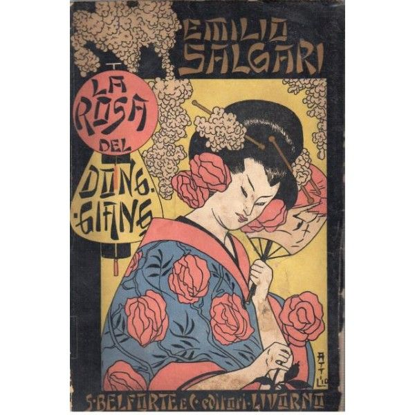 Emilio Salgari - La rosa del Dong Giang
