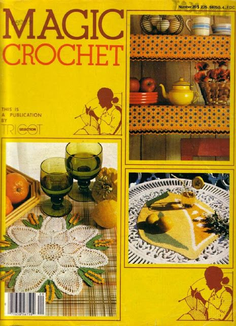 Magic Crochet Nº 20 - Edivana - Picasa-Webalben