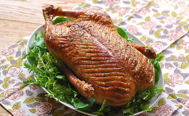 how to cook whole duck in oven
