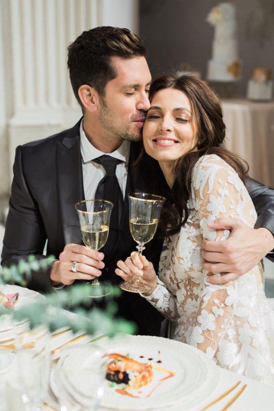 such a sweet shot! barcelona wedding photography