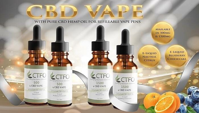 New CBD Products Launching CTFO All the new CTFO Products will be