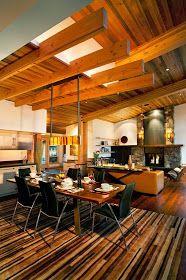 дневник дизайнера: Современный деревянный дом в Сакраменто, Калифорния