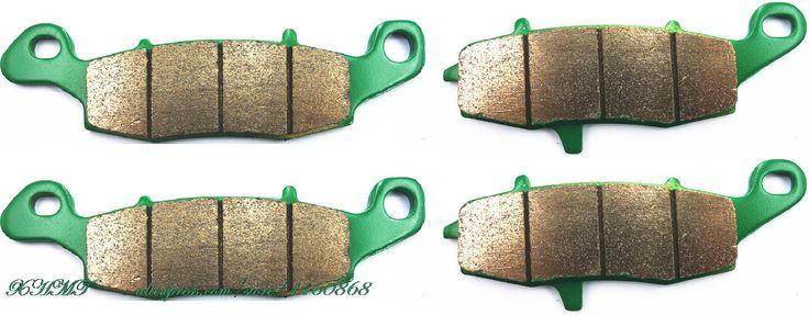 Brake Shoe Pads Set for SUZUKI M1500 M 1500 INTRUDER 2008 & up