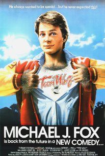 Teen Wolf (1985) Can't Go Wrong With Michael J Foxx