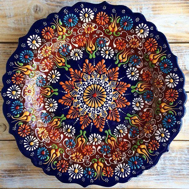 Роспись керамики от MariKova