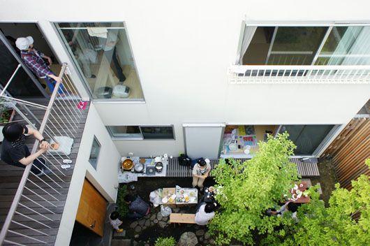 TOYOI6 集合住宅 | TOYOI6|ユルレポ