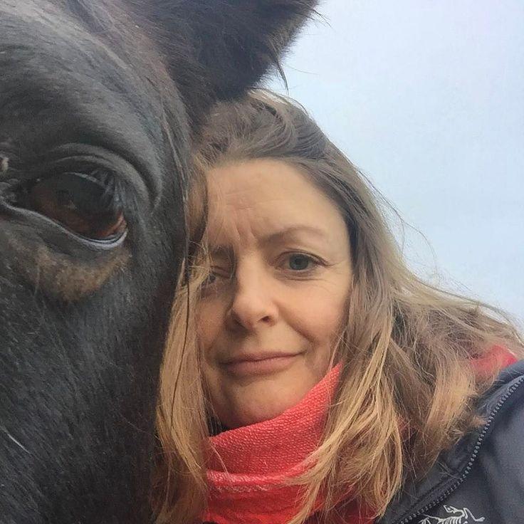 Horse love  #horseridingpatagonia #horse #horseriding #patagonia #holiday #vacation #horsebackriding #ridingholiday #torresdelpaine #guachos #glaciers
