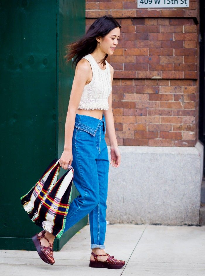 50 Fresh Outfits That Will Be Massive This Summer via @WhoWhatWear
