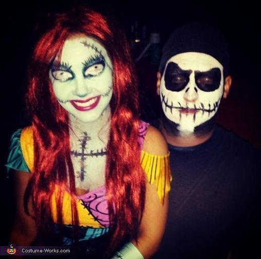 7 best halloween images on pinterest halloween parties diy jack skellington makeup jack skellington sally halloween costumecouple halloween costumeshalloween solutioingenieria Gallery