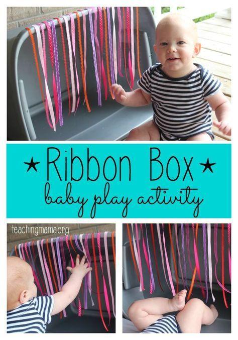 Si tu bebé está comenzando a utilizar sus manitas está caja le dará horas de diversión. ¡A descubrir nuevas sensaciones!