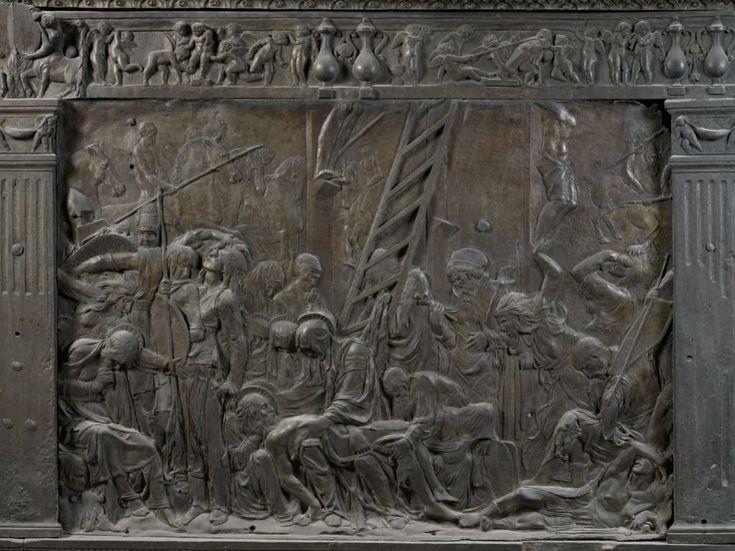 RT @operamedicealau: Il pulpito della Passione è uno dei due pulpiti bronze. È lultima opera dello scultore Donatello. I https://t.co/AOUEZFpArn