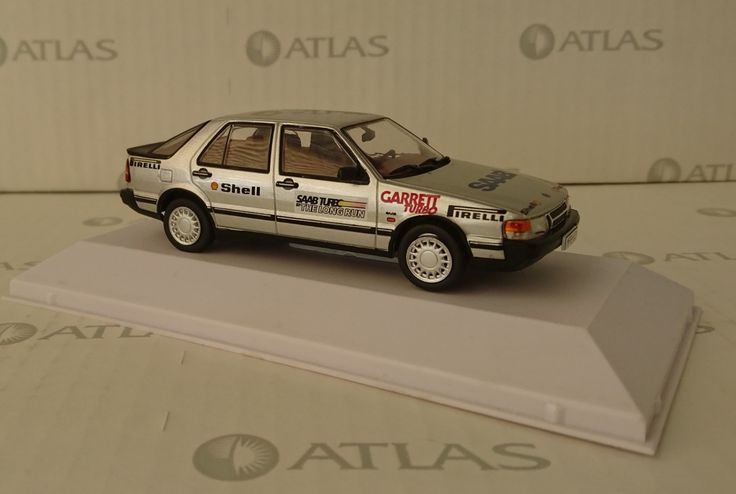 Saab Collection by Editions Atlas