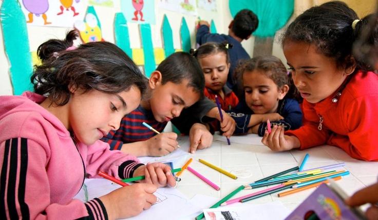 Apoyo a las familias sirias ante la llegada del frío - UNICEF España