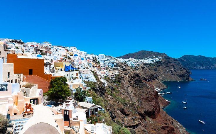 Santorini Tops T+L's 'Best Islands in Europe' List for 2017.
