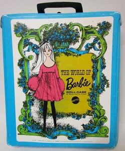 Barbies storage case