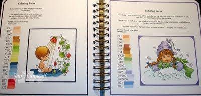 Copic Coloring book