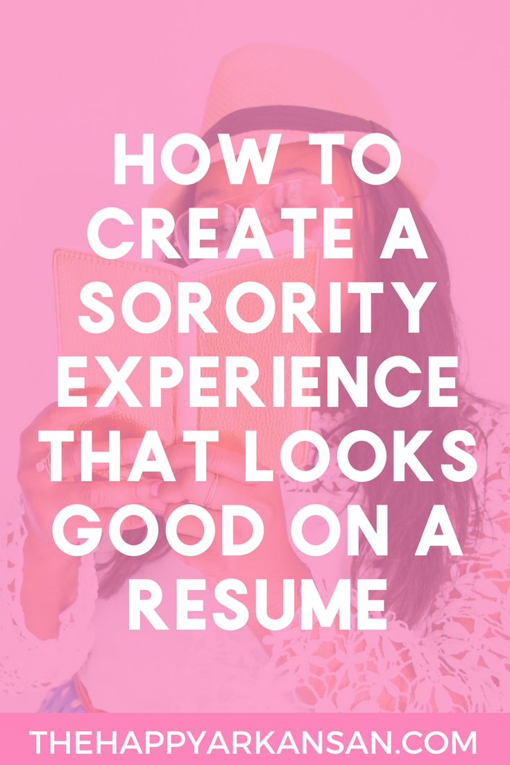 how to create a sorority from scratch