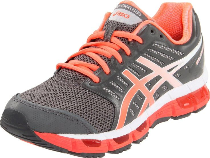 Asics women's shoe for running and training and active activities, sports,  casually.