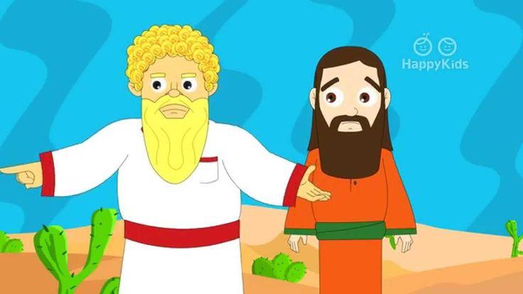 The Valley of Dry Bones - Bible Stories For Children